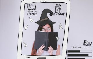 La Biblioteca Digital acerca a los más jóvenes al mundo del libro y de la lectura