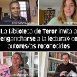 La Biblioteca de Teror invita a engancharse a la lectura con autores reconocidos