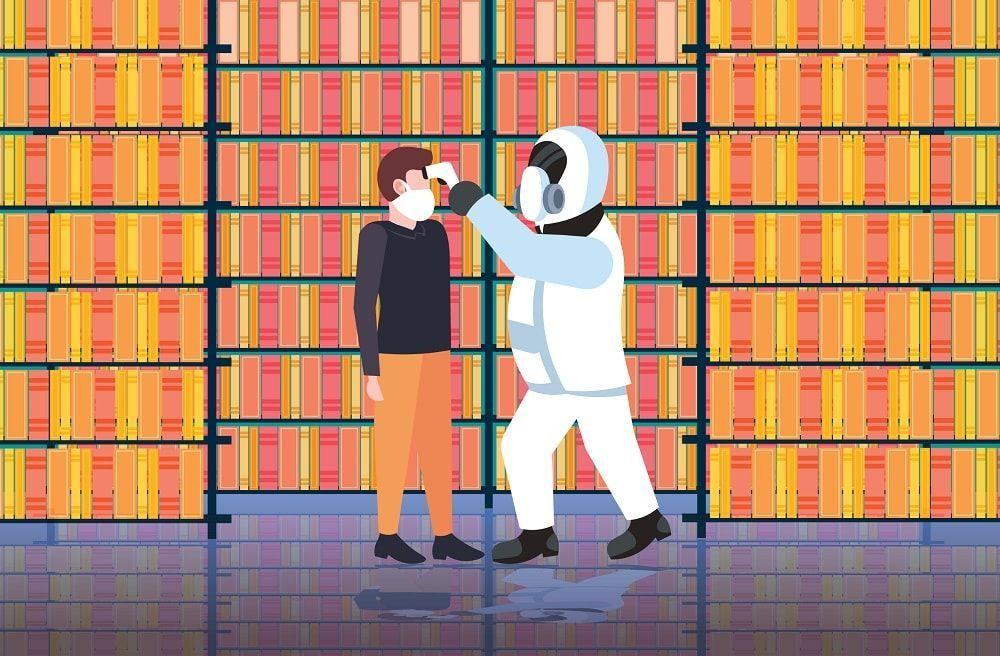 La actividad presencial en las bibliotecas está siendo limitada en función del grado de afectación del COVID-19 en cada país