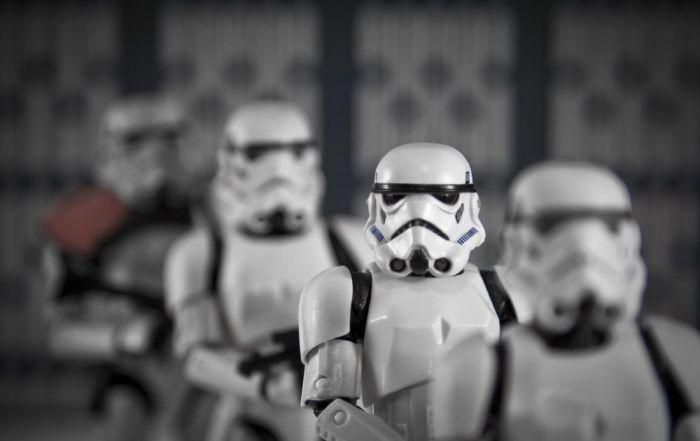 La saga de Star Wars está plagada de bibliotecarios y archiveros