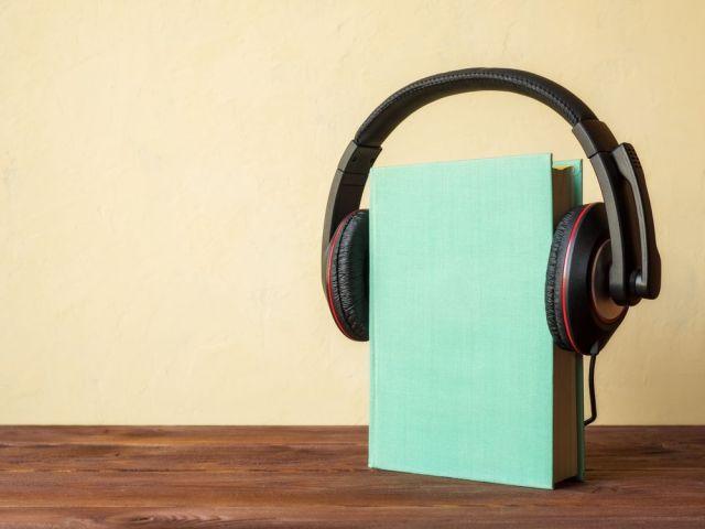 La venta de audiolibros crece mientas la de libros electrónicos desciende