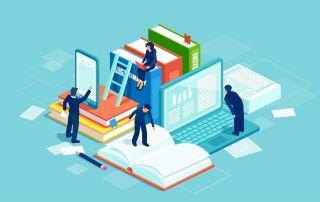Las bibliotecas están potenciando su presencia en los medios y plataformas digitales