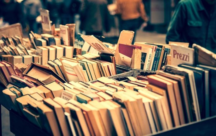 Las librerías de segunda mano dan una nueva oportunidad a miles de libros