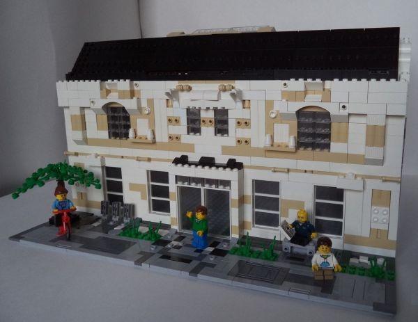 Library Modular Building