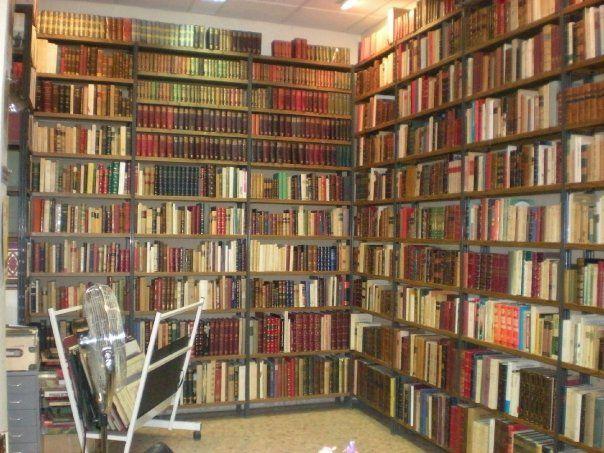 Librería del Prado