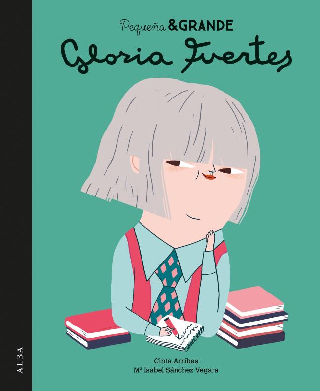 Libro Pequeña & Grande Gloria Fuertes