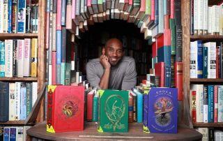 Libros Kobe Bryant lectura juvenil