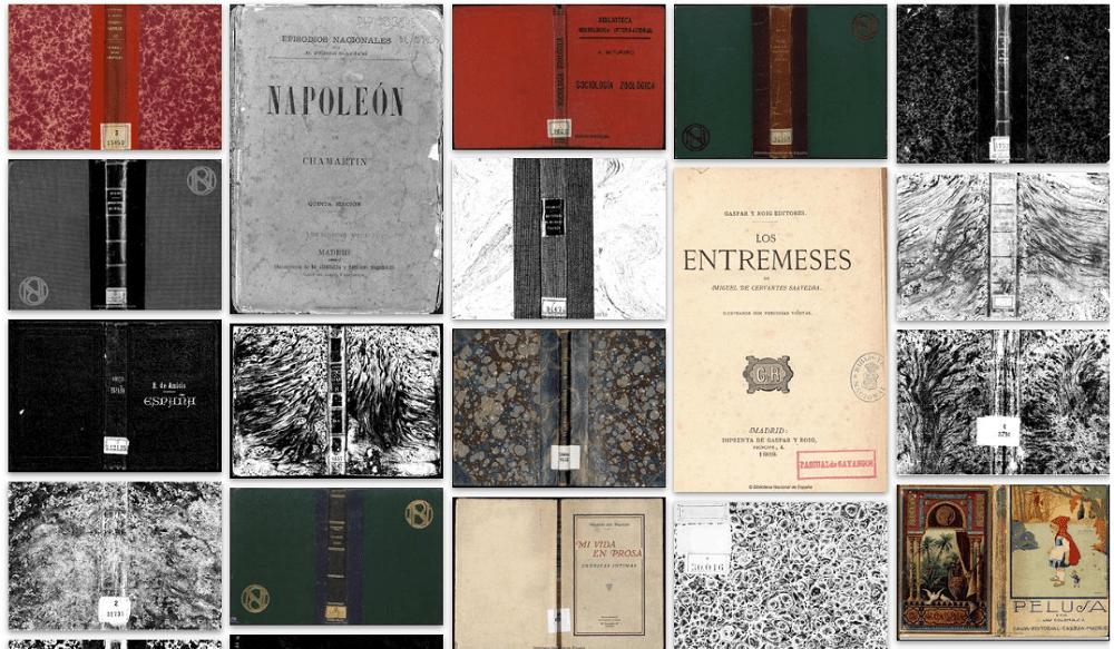 Libros electrónicos ePub Biblioteca Digital Hispánica de la Biblioteca Nacional de España