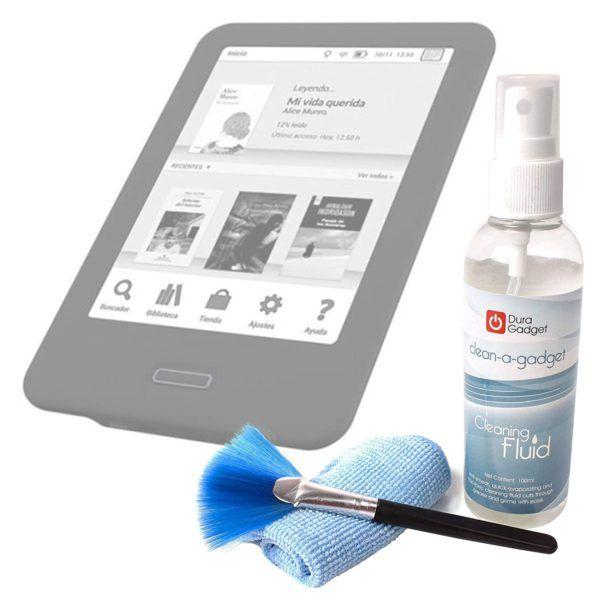 Limpiador de pantalla en spray