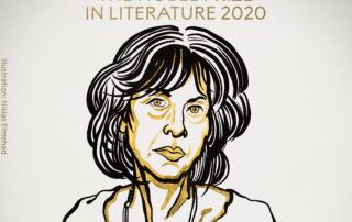Louise Glück, ganadora del Premio Nobel de Literatura 2020