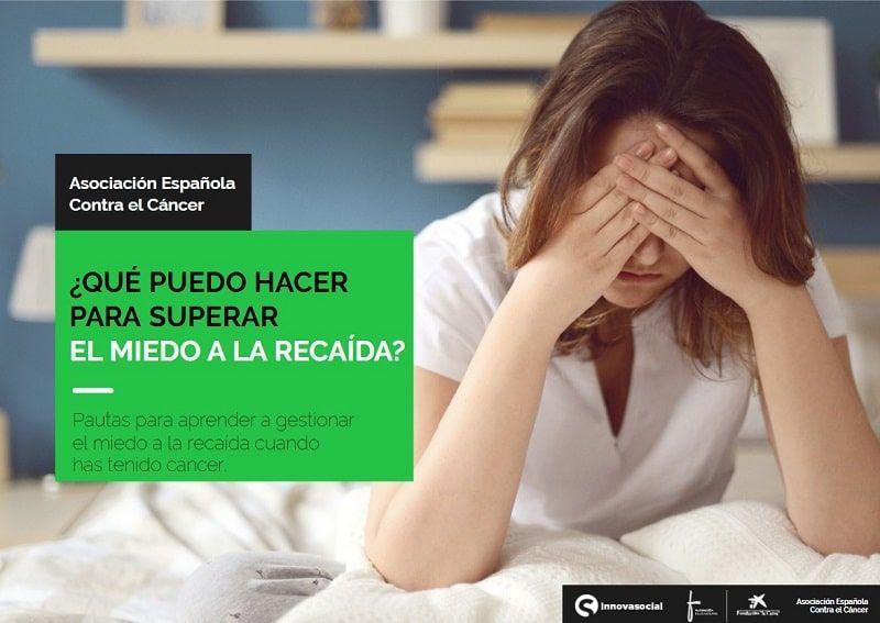 Miedo a la recaída del cáncer