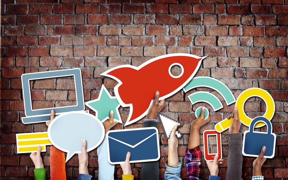 Motivos uso redes sociales