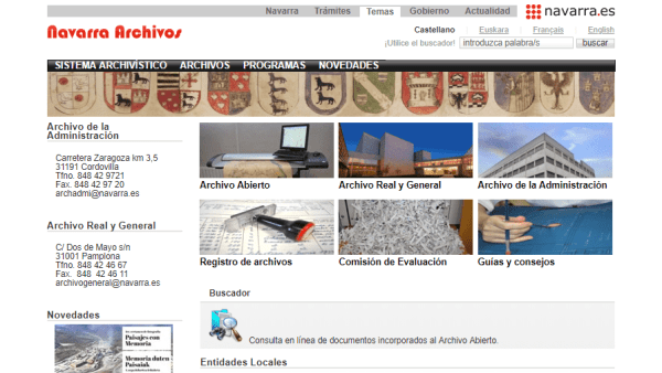 Navarra Archivos