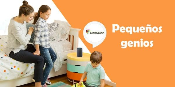 Pequeños genios Skill Amazon Echo