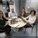 El personal de la Biblioteca UOC se presenta en realidad virtual