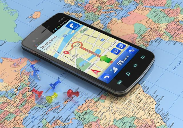 Cuando para planificar un viaje solamente te hace falta un smartphone