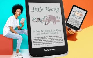 PocketBook Color para todos los públicos: profesionales, estudiantes y lectores