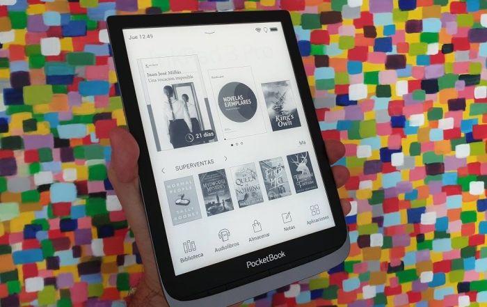 PocketBook InkPad 3 Pro libro electrónico