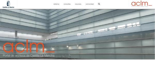 Portal de archivos de Castilla La Mancha