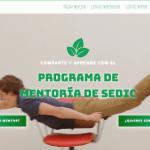 Programa de mentoría de SEDIC