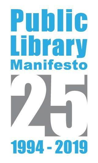 Public library manifesto 25