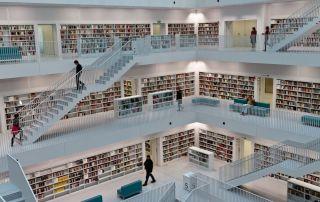 Reapertura de puertas de librerías, bibliotecas y archivos en Alemania