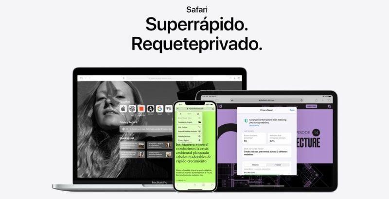 Safari navegador web