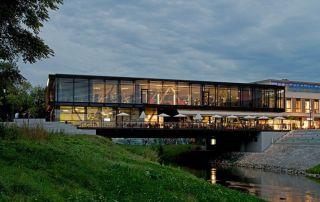 Stadtbibliothek Bad Vilbel - Biblioteca puente
