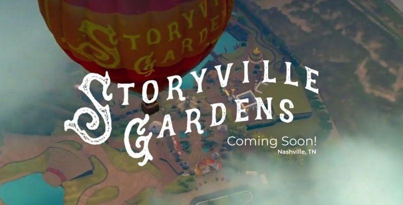 Storyville Gardens