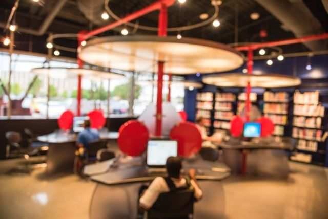 Todo lo que tiene que ver con la creación de conocimiento, tiene que ver con las bibliotecas