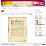 Tratado de Tordesillas versión portuguesa