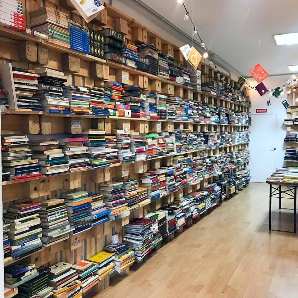 TuuuLibrería - Librería segunda mano