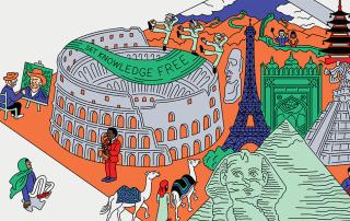 Wikimedia aporta información y conocimiento de manera libre para todas las personas del mundo