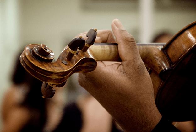 Préstamo de instrumentos en bibliotecas