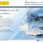 Panorámica de las 52 Bibliotecas Públicas del Estado. Año 2012