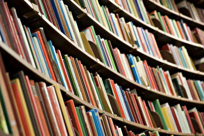 libros en papel