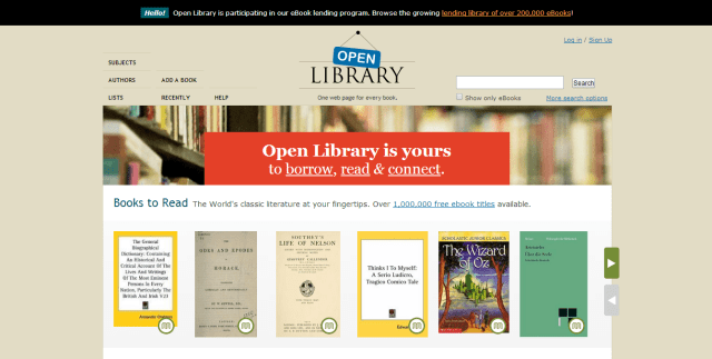 openlibrary