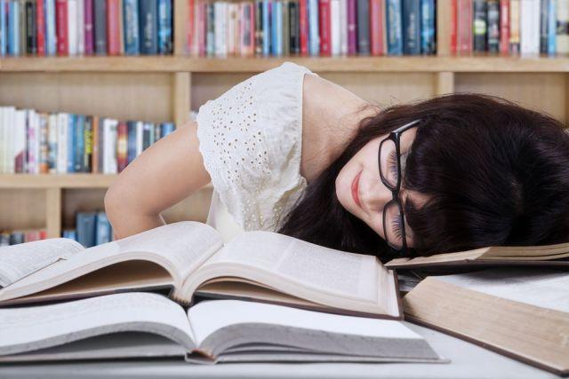 Usuaria biblioteca