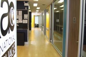加拿大語言學校ILAC-走廊