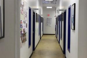 IH 溫哥華語言學校-走廊
