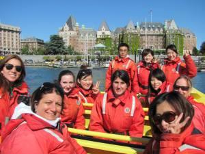 加拿大GV語言學校
