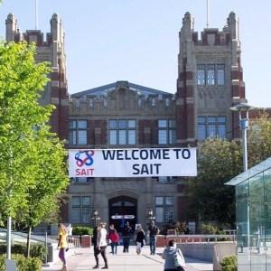 SAIT Polytechnic 南亞伯達省技術學院