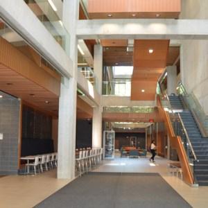 Tamwood溫哥華譚伍國際學院-學校內部