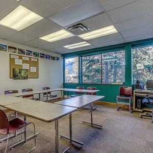 Tamwood溫哥華譚伍國際學院-教室內部