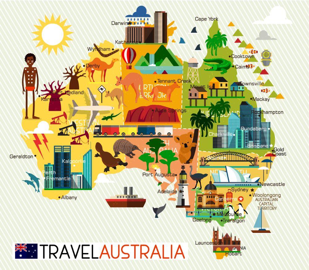 AUSTRALIA MAP (1)