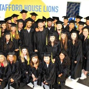 多倫多語言學校stafford house畢業