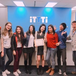 iTTTi Vancouver -畢業