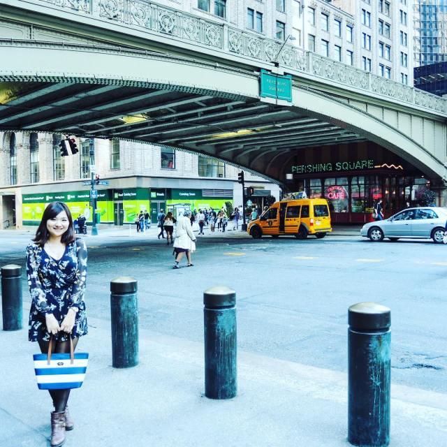 讓人生多點瘋狂的記憶-Yumi Wang