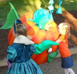 Gertie-Spooktacular-SeaWorld, Orlando