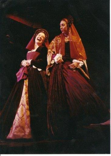 Old Woman-Henry VIII-Virginia Shakespeare Festival